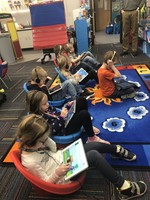 Kindergarten Ipad Time
